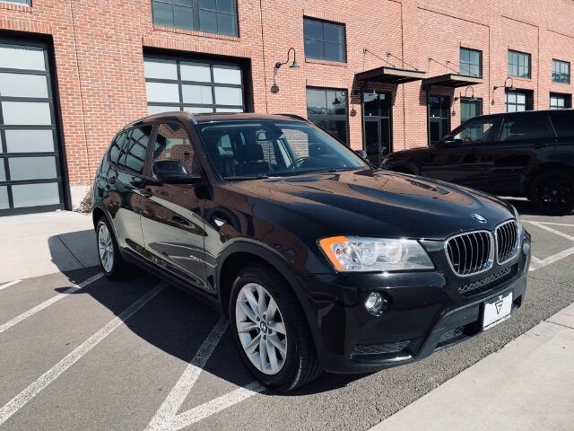 2013 BMW X3 xDrive28i Bountiful UT