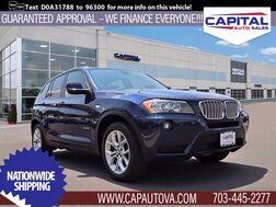 2013_BMW_X3_xDrive28i_ Chantilly VA