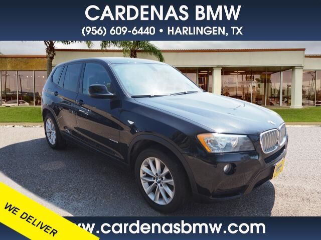 2013 BMW X3 xDrive28i Harlingen TX