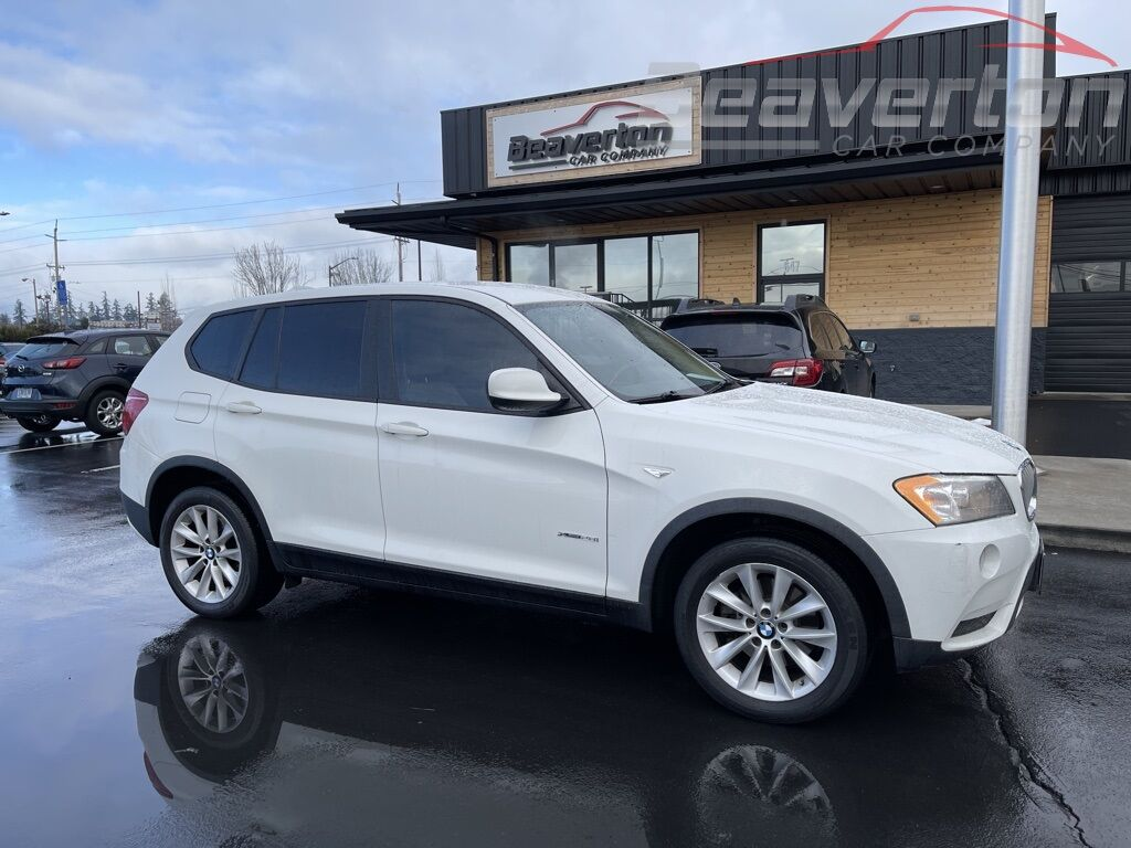 2013 BMW X3 xDrive28i OR