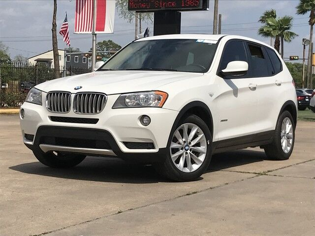 2013_BMW_X3_xDrive28i_ Houston TX