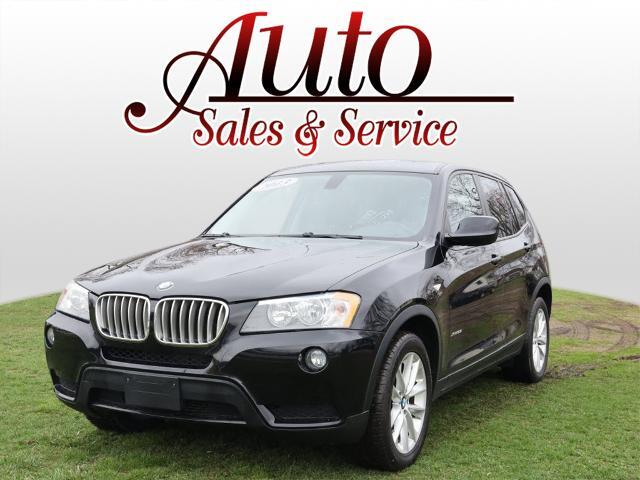2013 BMW X3 xDrive28i Indianapolis IN