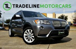 2013_BMW_X3_xDrive28i PANO SUNROOF, NAVIGATION, REAR VIEW CAMERA, AND MUCH MORE!!!_ CARROLLTON TX