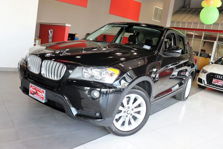 2013 BMW X3 xDrive28i Premium Technology Cold Weather Sunroof Navigation Backup Camera 1 Owner Springfield NJ