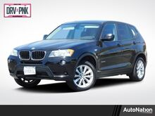 2013_BMW_X3_xDrive28i_ Roseville CA