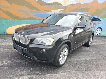 2013_BMW_X3_xDrive28i_ Saint Joseph MO