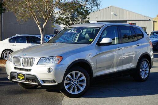 2013_BMW_X3_xDrive28i_ San Rafael CA