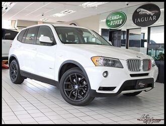 2013 BMW X3 xDrive35i Tech Pkg