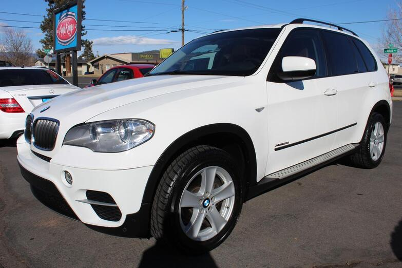 2013 BMW X5 AWD 4dr xDrive35i Premium Bend OR