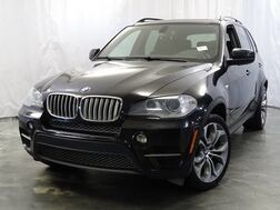 2013_BMW_X5_AWD xDrive50i / 4.4L V8 Engine / Panoramic Sunroof / Navigation / Bluetooth / Heated Leather Seats / Parking Aid with Rear View Camera / Push Start_ Addison IL