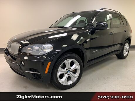 2013 BMW X5 Diesel One Owner xDrive35d Sport Pkg NAVIGATION BACKUP CAMERA PANORAMIC ROOF HEATED SEATS Addison TX