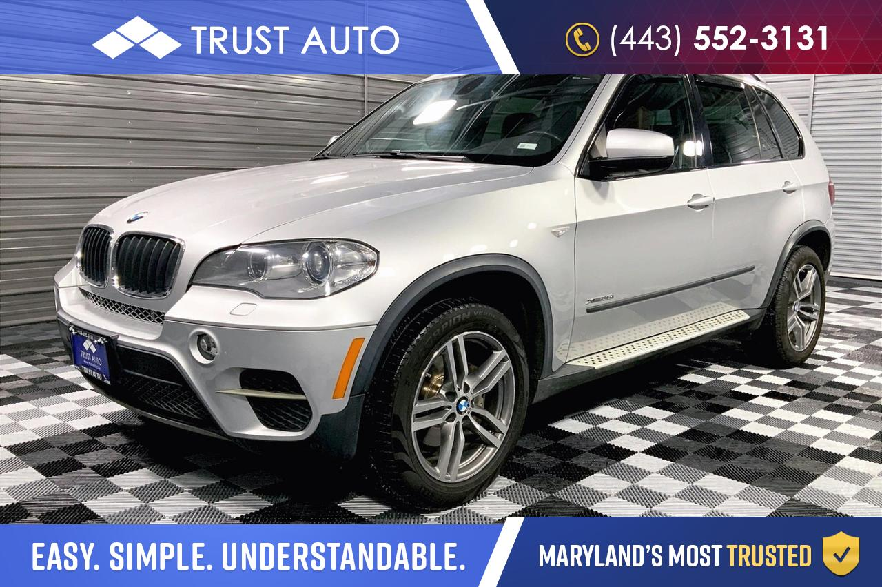 2013 BMW X5 xDrive35i AWD Luxury SUV Sport package Sykesville MD