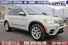 2013_BMW_X5_xDrive35i_ Chantilly VA
