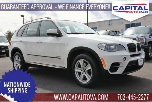 2013 BMW X5 xDrive35i Chantilly VA