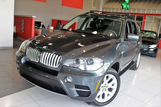 2013 BMW X5 xDrive35i Premium Convenience Technology Cold Weather Package Sunroof Navigation Backup Camera Springfield NJ