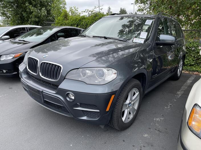 2013 BMW X5 xDrive35i Premium Seattle WA