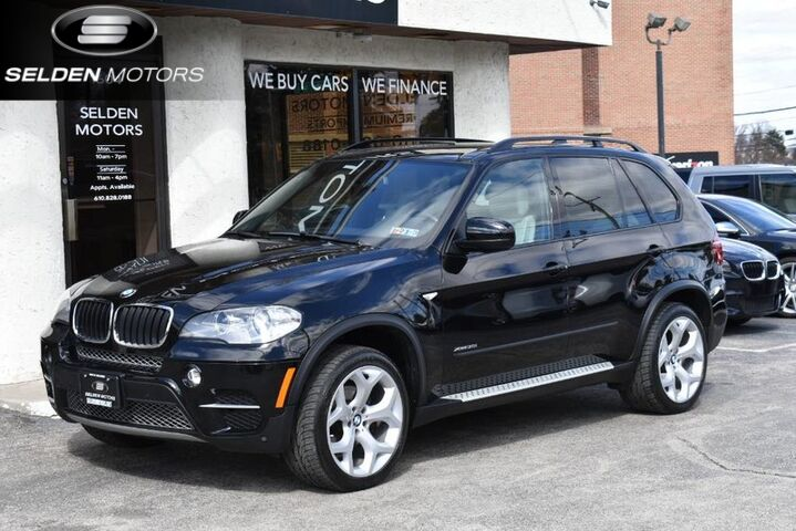 2013_BMW_X5_xDrive35i Sport Activity_ Conshohocken PA