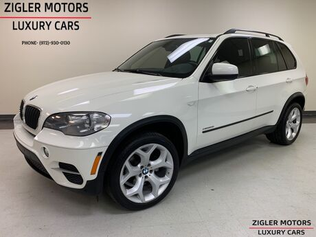 2013 BMW X5 xDrive35i Sport HUD BACKUP CAM NAV low miles One Owner Clean Carfax Addison TX