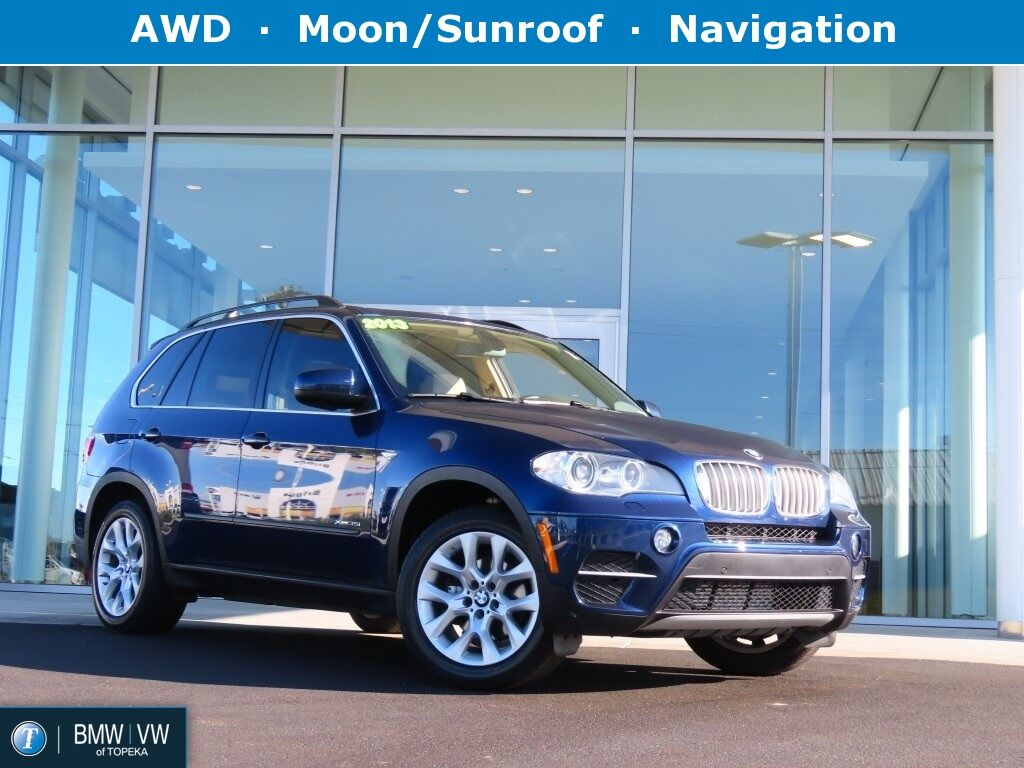 2013 BMW X5 xDrive35i Topeka KS