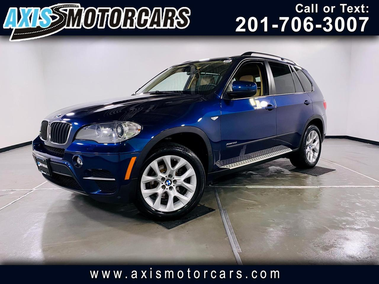 2013 BMW X5 xDrive35i w/3rd Row Seat Navigation Backup Camera Jersey City NJ