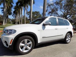 2013_BMW_X5_xDrive50i_ Hollywood FL
