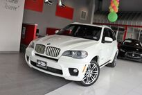 BMW X5 xDrive50i M Sports Technology Premium Sound Cold Weather Package 20 Inch Alloy Wheels Multi Contour Seats 1 Owner 2013