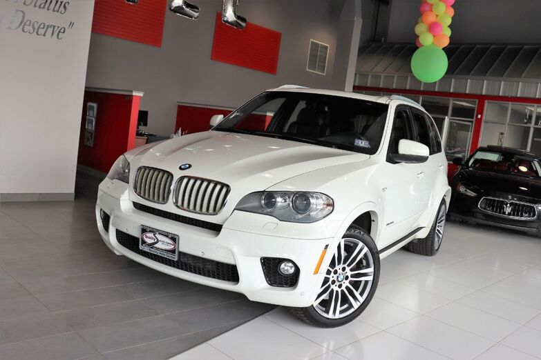 2013 BMW X5 xDrive50i M Sports Technology Premium Sound Cold Weather Package 20 Inch Alloy Wheels Multi Contour Seats 1 Owner Springfield NJ