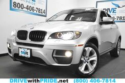 2013_BMW_X6_XDRIVE35I PREMIUM AWD 64K NAV CAMERAS 4 ZONE AC HEATED STS SUNROOF_ Houston TX