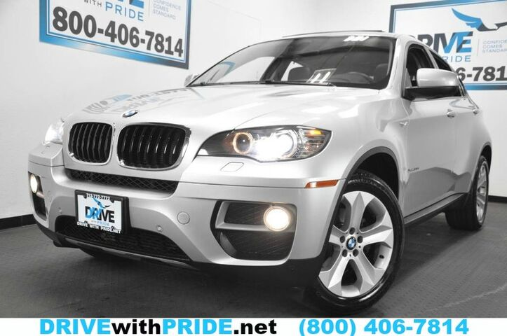 2013 BMW X6 XDRIVE35I PREMIUM AWD 64K NAV CAMERAS 4 ZONE AC HEATED STS SUNROOF Houston TX
