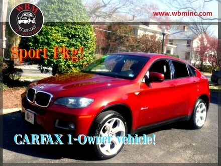 2013_BMW_X6_w/ Sports Activity Package_ Arlington VA