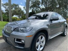 2013_BMW_X6_xDrive50i_ Hollywood FL