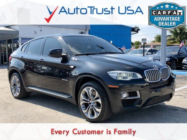 2013 BMW X6 xDrive50i Miami FL