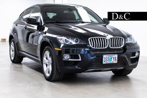 2013_BMW_X6_xDrive50i_ Portland OR
