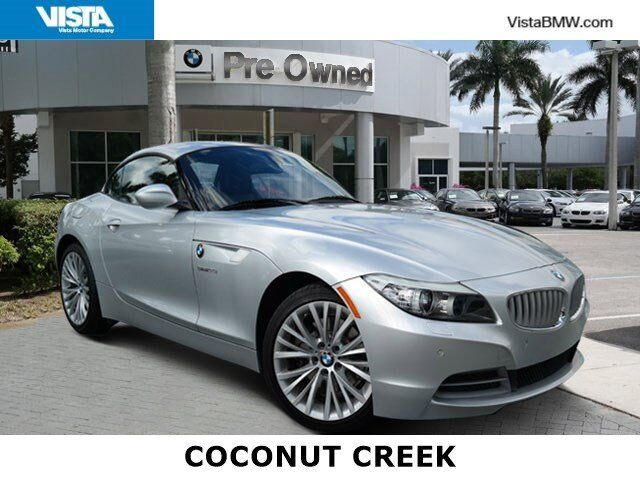 2013 BMW Z4 sDrive35i Coconut Creek FL