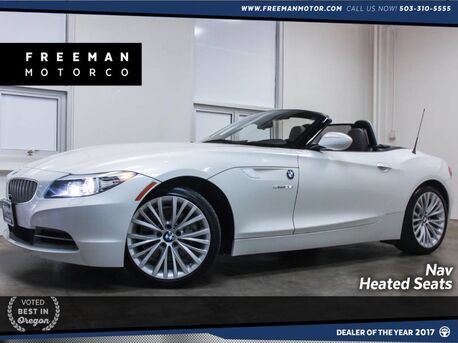 2013_BMW_Z4_sDrive35i Heated Seats Navigation_ Portland OR