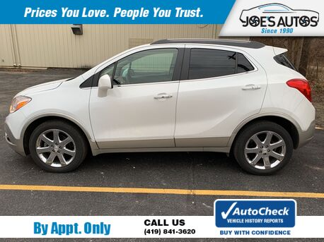 2013_BUICK_ENCORE_Leather_ Toledo OH