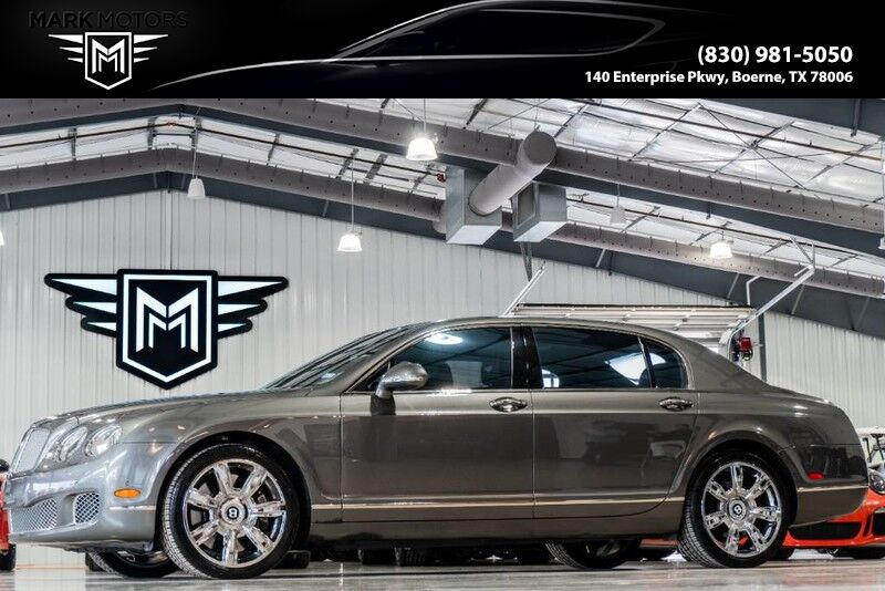 2013_Bentley_Continental Flying Spur__ Boerne TX