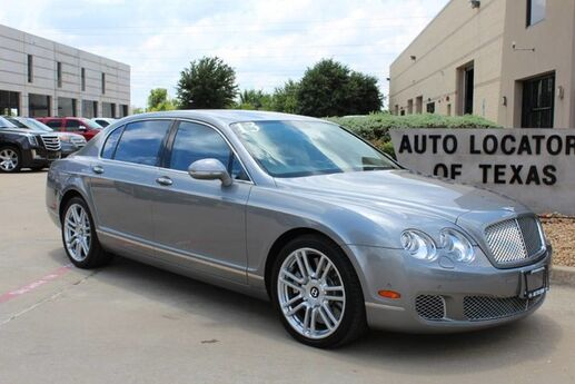 2013 Bentley Continental Flying Spur  Plano TX