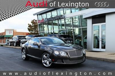2013_Bentley_Continental GT_Base_ Richmond KY