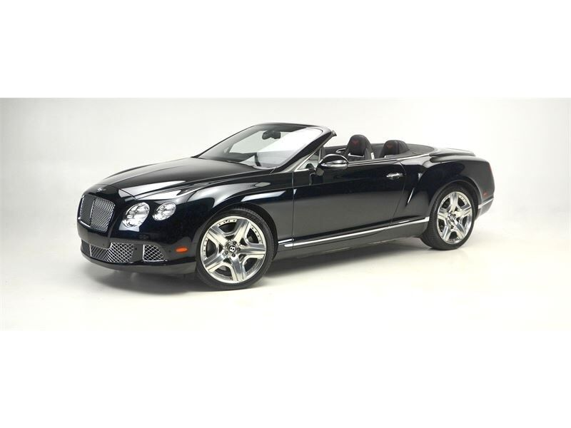 2013 Bentley Continental GT MDS