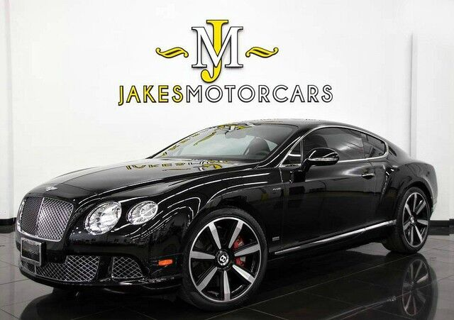 2013 Bentley Continental GT Speed LE MANS EDITION~ 1 of 48 Made ~$241,625 MSRP!~ *9900 MILES* San Diego CA