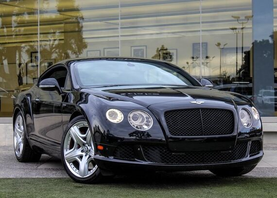 Bentley Lease Specials L New And Certified PreOwned Lease - Bentley continental lease