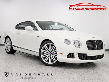 2013_Bentley_Continental GT Speed W12_RENNtech Stainless Steel Mufflers OE Tune 3 Keys Books Fully Loaded_ Hickory Hills IL