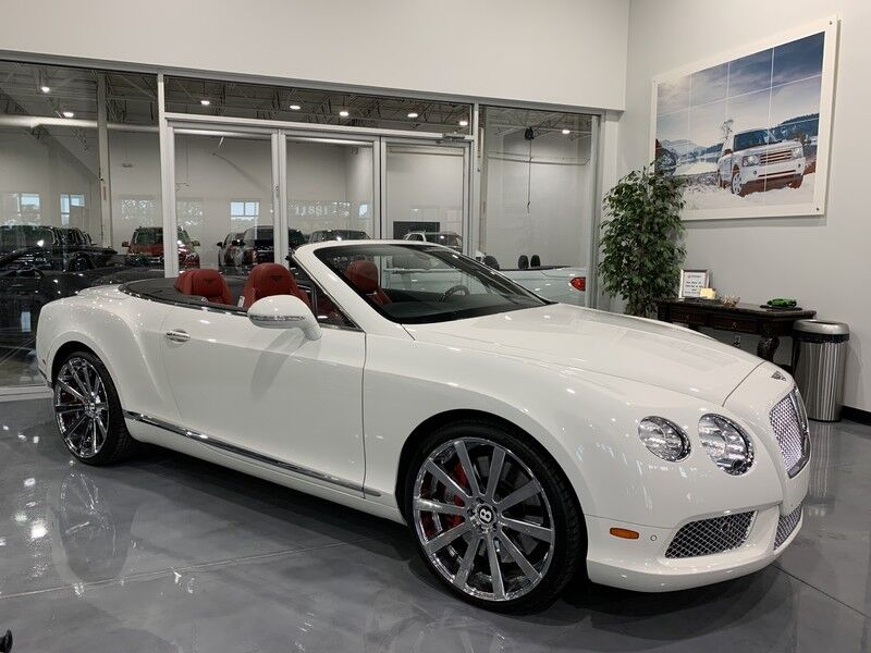 2013_Bentley_Continental GT V8__ Charlotte NC