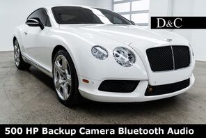 2013_Bentley_Continental GT_V8 500 HP Backup Camera Bluetooth Audio_ Portland OR