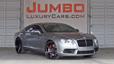 2013_Bentley_Continental GT_V8_ Hollywood FL