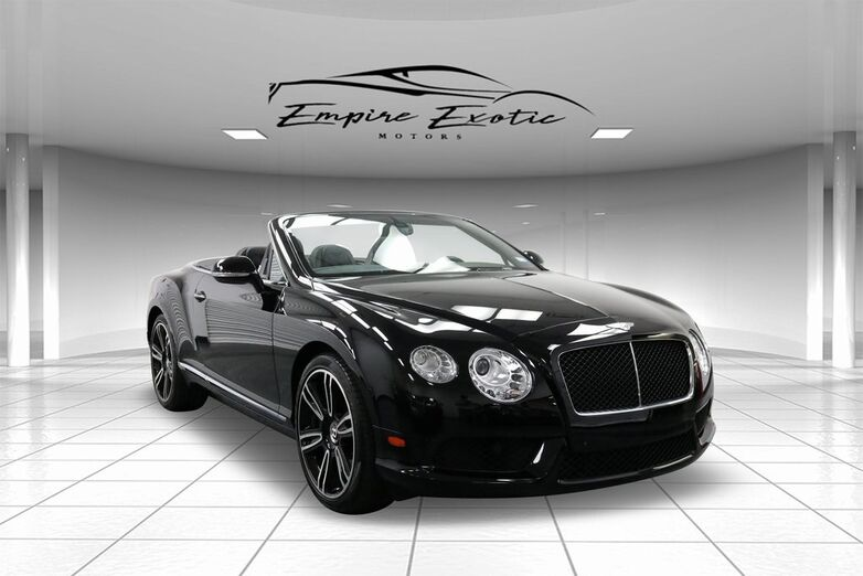 2013 Bentley Continental GTC  Addison TX