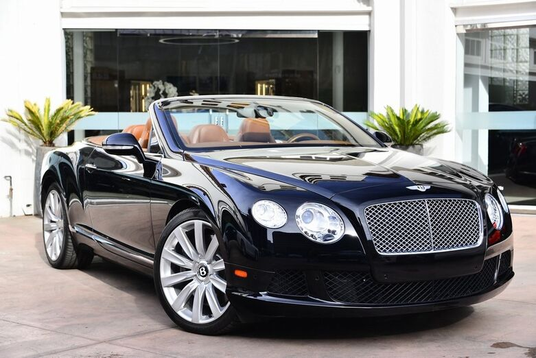 2013 Bentley Continental GTC  Beverly Hills CA