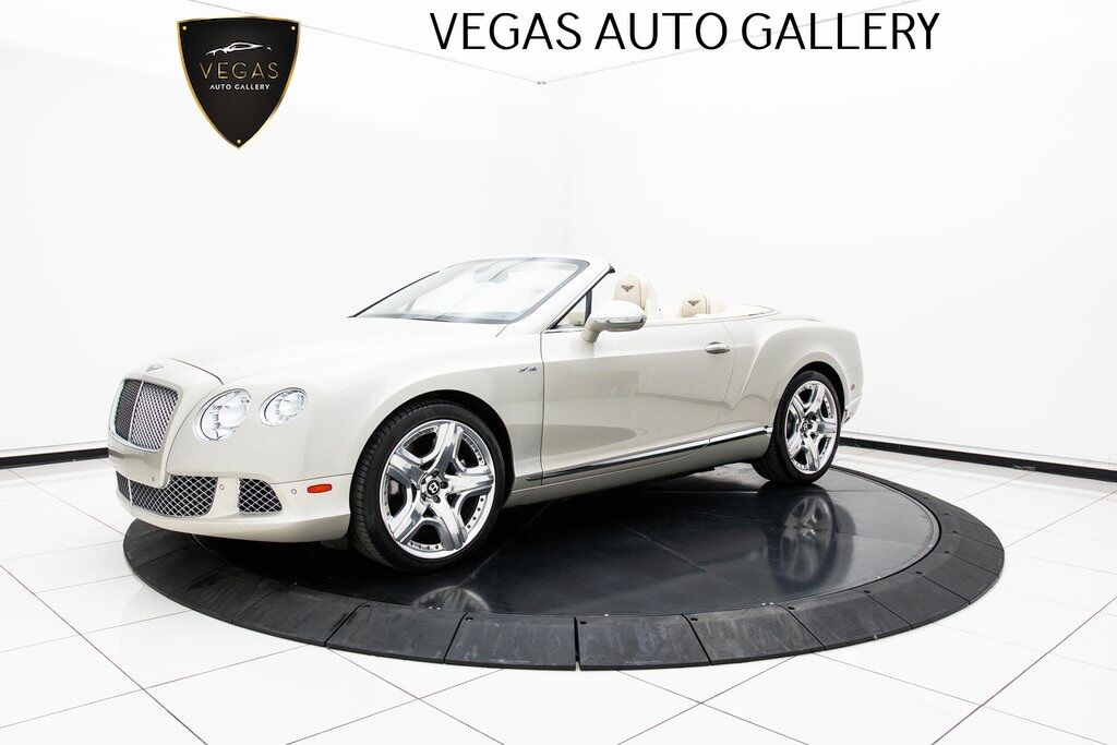 2013 Bentley Continental GTC Base Las Vegas NV