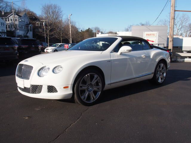 2013 Bentley Continental GTC Base Lexington MA